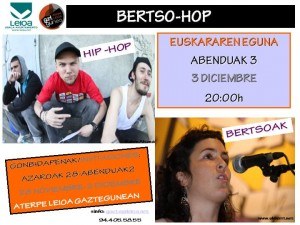 Bertso hop