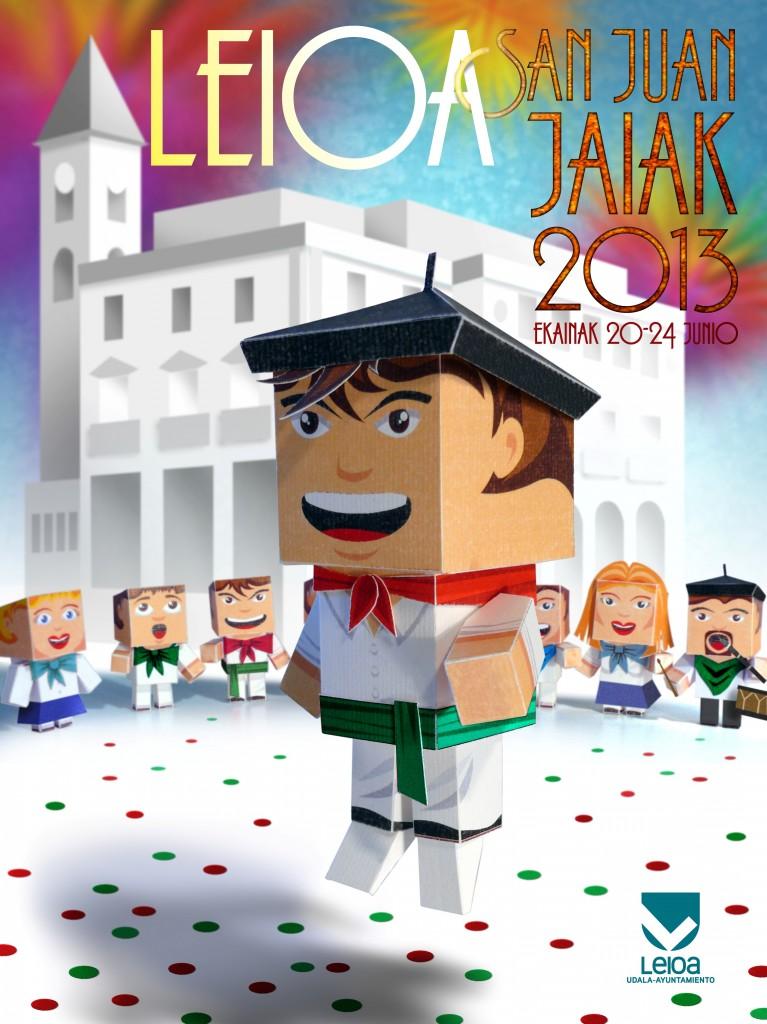 KARTELA - LEIOA - SAN JUAN 2013