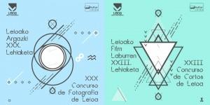 Concurso de fotografía y Concurso de cortometrajes