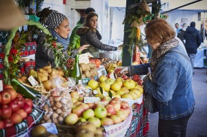Feria agrícola y ganadera