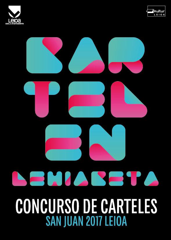 Concurso Cartel San Juan Kultur Leioa