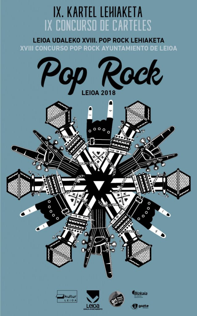 Pop rock 2017