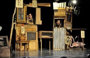 """Zum Zum Teatre: """"La Gallina de los huevos de oro"""""""