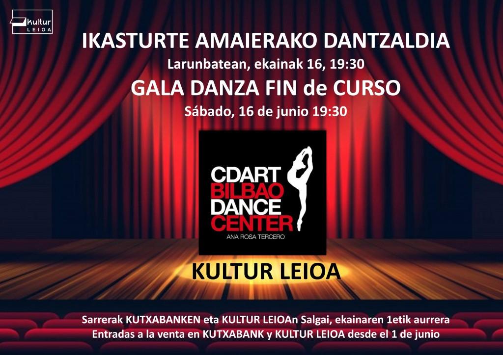 Gala CDART Bilbao Dance Center - Ana Rosa Tercero