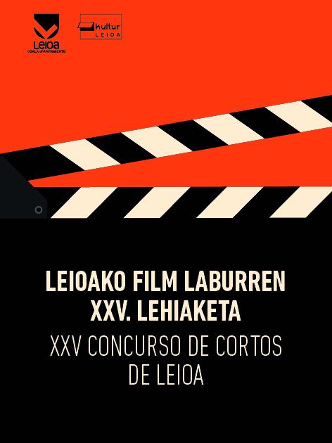 XXV Concurso de cortos de Leioa