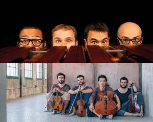 Píscore & Aupa Quartet