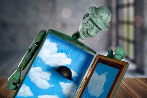 """Corrado Masacci: """"Sueños de marionetas"""""""
