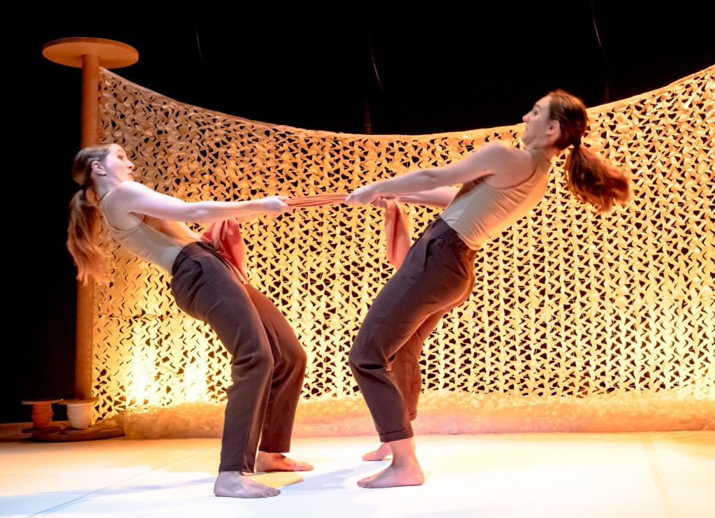 """Dantzaz Konpainia & Teatro Paraíso: """"Ehuna"""""""