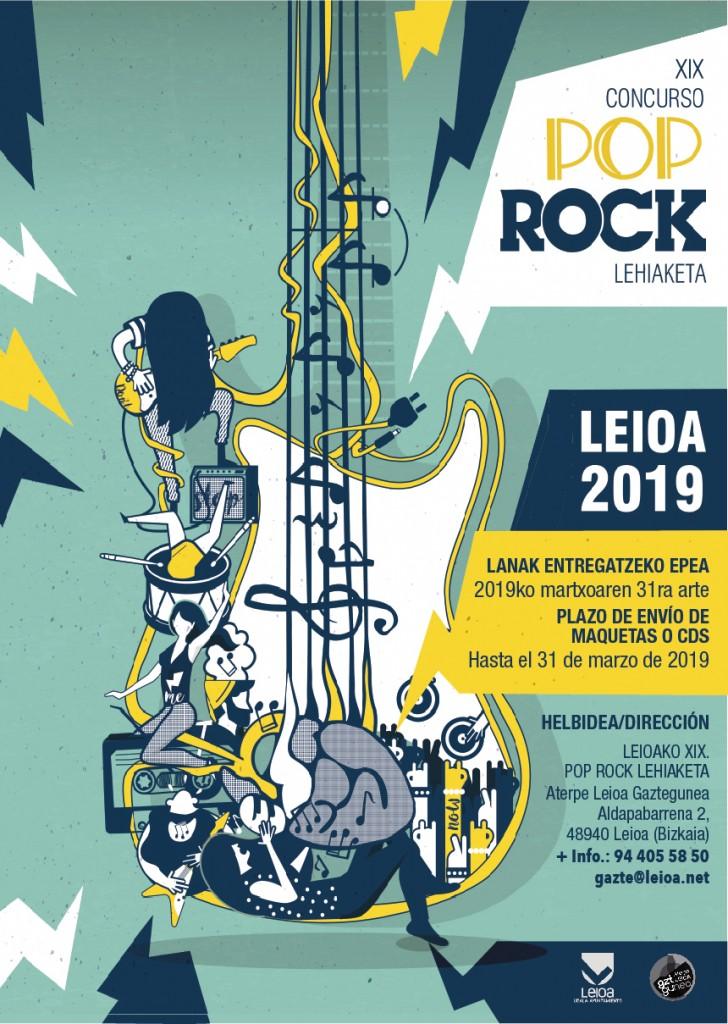 Pop rock 2019