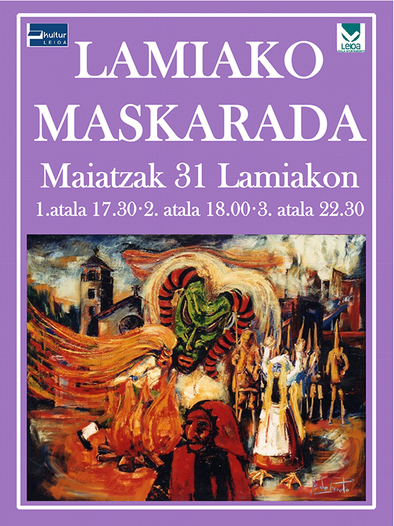 Lamiako Maskarada 2019