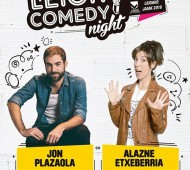 Leioa Comedy Night 2019