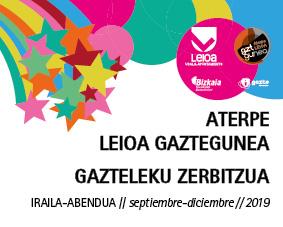 Aterpe Leioa Gaztegunea