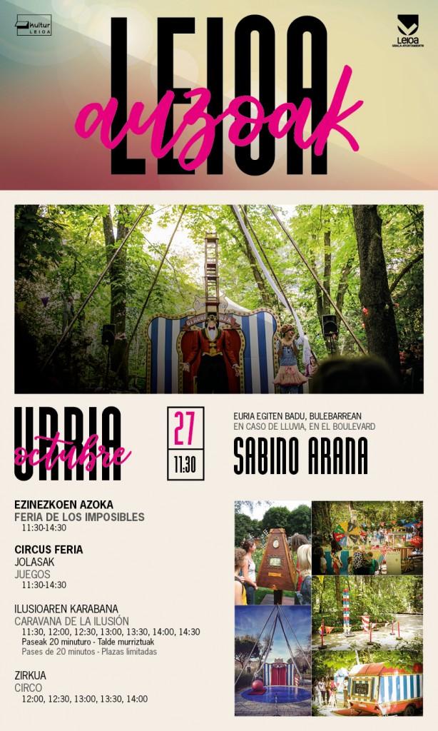 Leioa auzoak - Sabino Arana