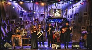 """Teatro Che y Moche: """"El funeral"""""""