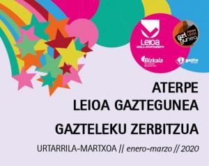 Aterpe Leioa Gaztegunea - Gaztelekua