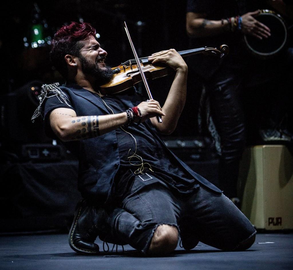 Strad, el violinista rebelde ©Andrea-Silvan