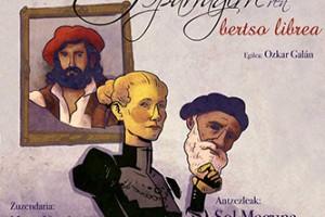 """Karabansarai Produkzioak: """"Ángela, el verso suelto de Iparragirre"""""""
