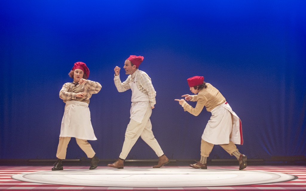 "Borobil Teatroa: ""Hansel eta Gretel"""