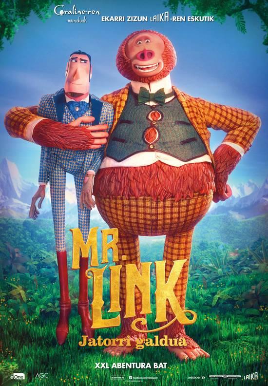 Mr. Link: jatorri galdua
