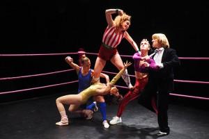 "Eva Guerrero: ""Lof ladies on fight"""