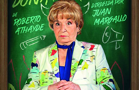 """La Estampida Producciones: """"La señorita Doña Margarita"""""""
