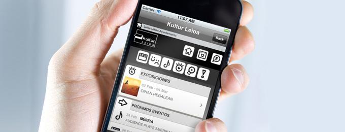 App Kultur Leioa